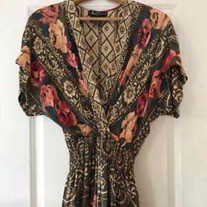 Carole Little Boho Maxi Dress